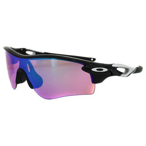 Golf Oakley Radar Lock Path Prizm Golf oakley sunglasses radarlock path oo9181 42 black prizm golf and slate iridium ebay