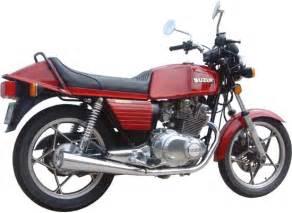 Suzuki 400cc Motorcycle A 400 On Steroids Suzuki Gs450 Classic Japanese