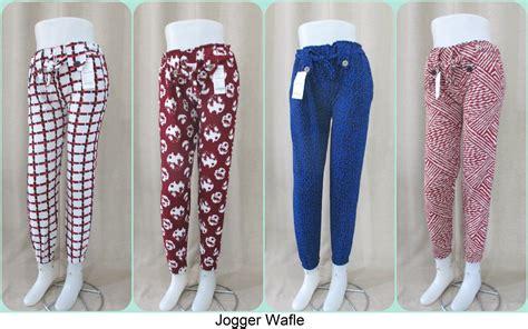 Di Jual Baju Gamis Bahan Wafle Murah Pusat Grosiran Celana Jogger Wafle Murah Tanah Abang Rp28 000