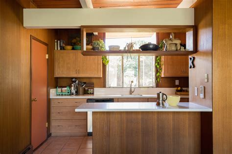 50s Modern Home Design 20 charming midcentury kitchens ranked from virtually