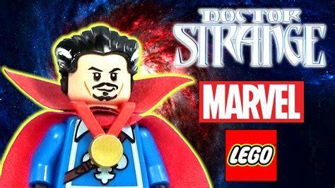 Termurah Custom Doctor Strange 2 custom lego doctor strange marvel minifigure review