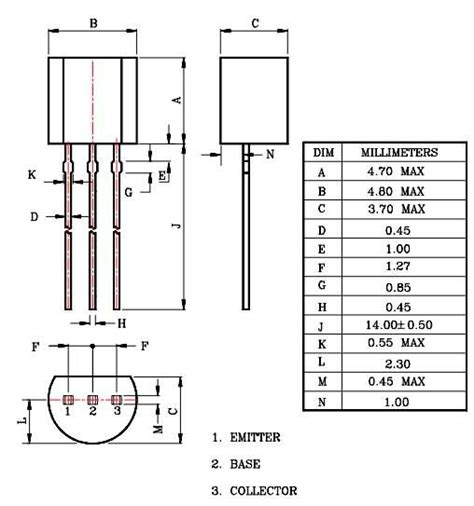 c828 transistor alternative c9013 transistor pin configuration 28 images transistor pinouts bc327 datasheet pdf on