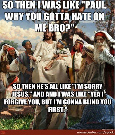 Easter Jesus Meme - local blasphemer jesus of nazareth rises from the dead