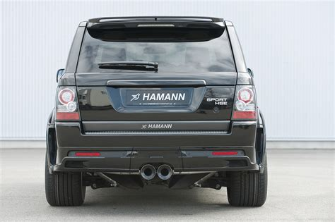 land rover hamann hamann turns the range rover sport into conqueror ii