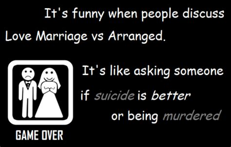 Love marriage vs arranged marriage images cartoons