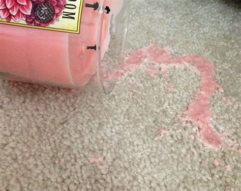 how to get wax out of carpet how to get candle wax out of carpet