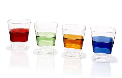bicchieri quadrati bicchiere square parisevetro