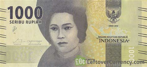 file indonesian rupiah idr banknotes jpg wikipedia 1000 indonesian rupiah banknote 2016 issue exchange