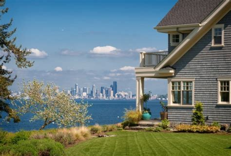 Houses For Rent With Backyard Stunning Seattle View Home On Bainbridge Island Realtor Com 174