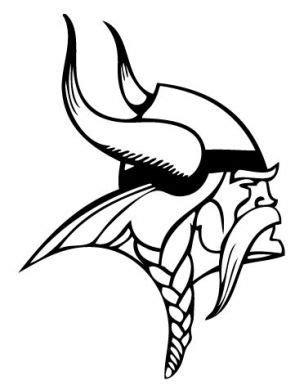 nfl vikings coloring pages minnesota vikings printables minnesota vikings logo