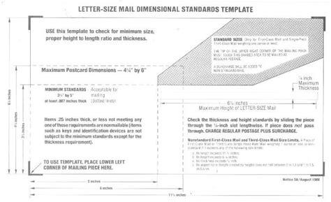 envelope design guidelines usps usps letter size levelings
