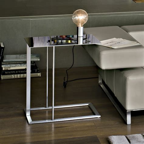 italian designer loft side table italian designer