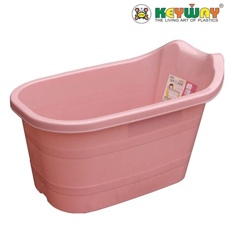 bathroom bucket keyway hard plastic four seasons bath bucket bath bucket