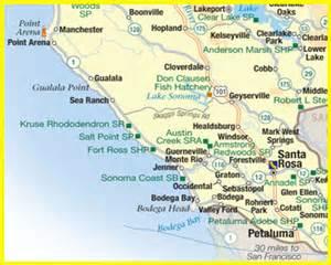 sea ranch california map sea ranch resort california