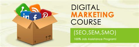 Digital Marketing Degree Course 5 by Search Engine Optimization Course Certification Nagpur