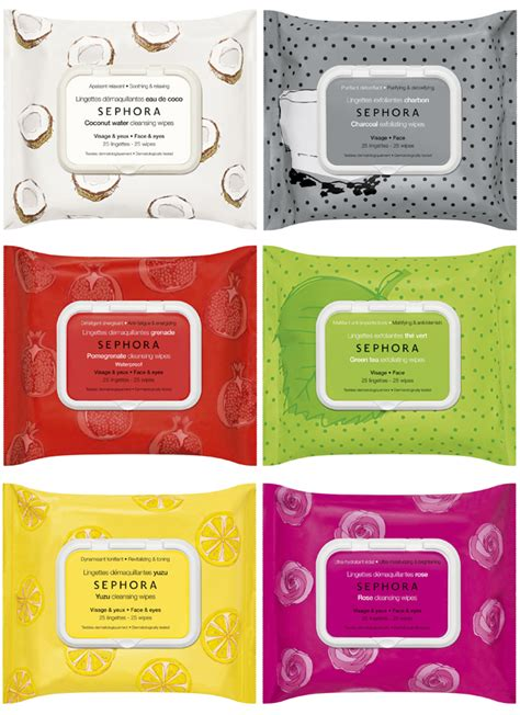Sephora Cleansing Wipes 25 Wipes 17 best makeup remover wipes that all lazy need