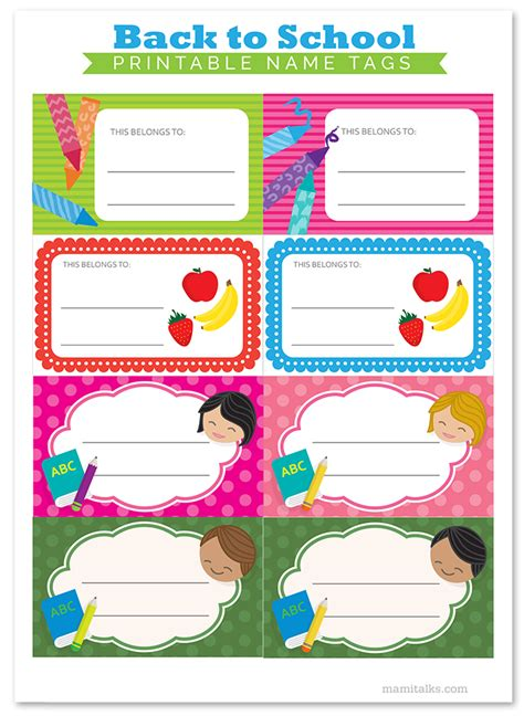 printable name tags for school 7 best images of school name tags printable free
