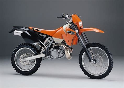 2002 Ktm 400 Exc Review Road Coms Ride Net New And Improved 2002 Ktm 200 E Xc