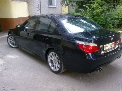 Bmw 2006 5 Series by 2006 Bmw 5 Series Images