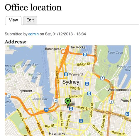 Address Search Map Map Addresses My