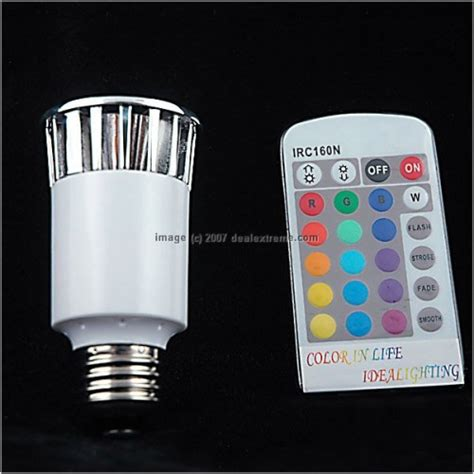 remote for lights remote controlled light bulb hacked gadgets diy tech
