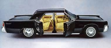 lincoln continental 1963 doors vehicles