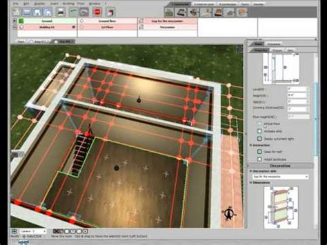 tutorial 3d home design by livecad 3d home design by livecad tutorials 08 mezzanine youtube