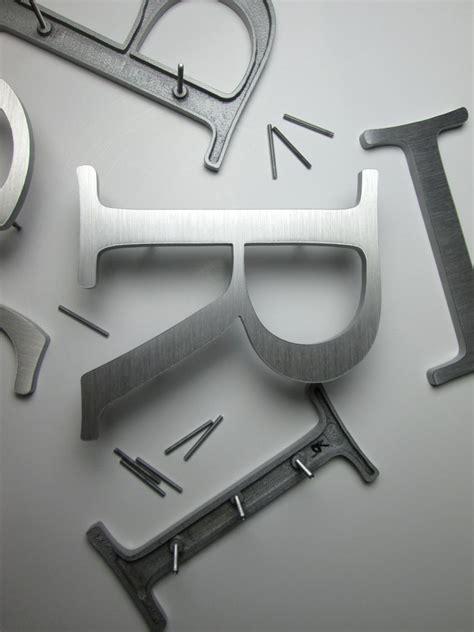 Letter Cast Aluminium Letters Metal Letters