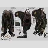 Bioshock Big Daddy Concept Art | 500 x 345 jpeg 177kB