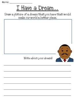 free martin luther king jr day worksheet packet free