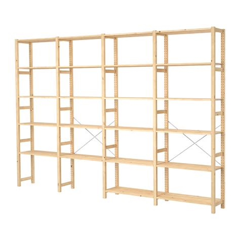 ikea ivar ivar 4 sections shelves ikea
