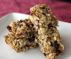 recipe organic granola bars