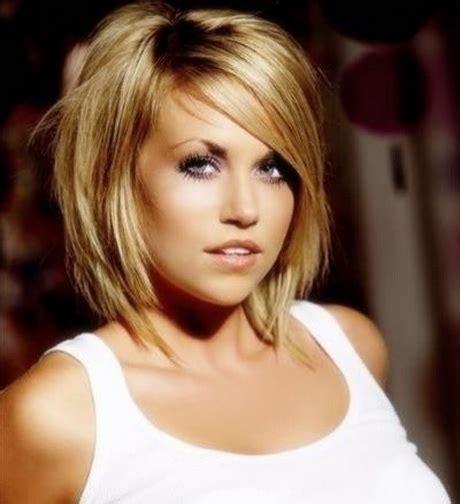 coupe de cheveux pour femme ronde