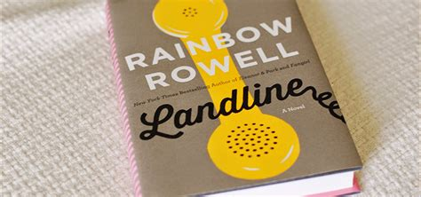 libro landline libros de azucar rese 241 a 34 landline rainbow rowell descargar