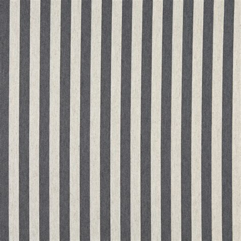 striped fabrics for upholstery cadet blue and off white striped upholstery fabric by