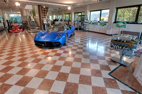 pagani factory visit the pagani factory with google street view