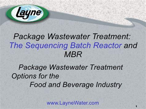 design criteria sequencing batch reactor package wastewater treatment sequencing batch reactor mbr