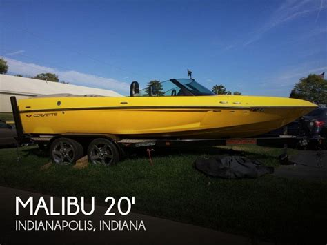 malibu boats indianapolis sold malibu corvette limited edition sport v z06 boat in