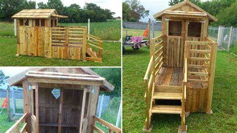 quanto costa una cassetta di sicurezza in 4 idee per costruire una casa in pallet di legno www