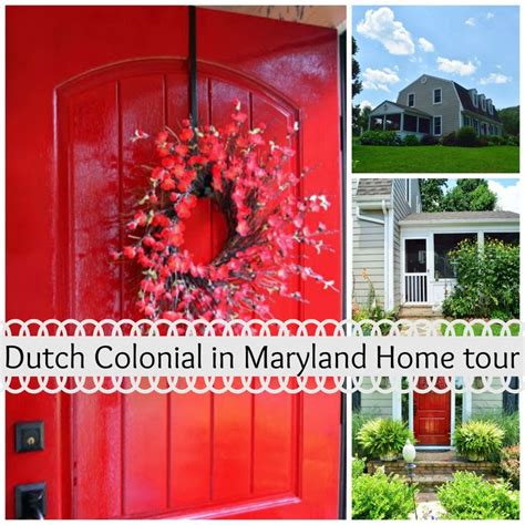dutch home decor dutch colonial home tour in maryland
