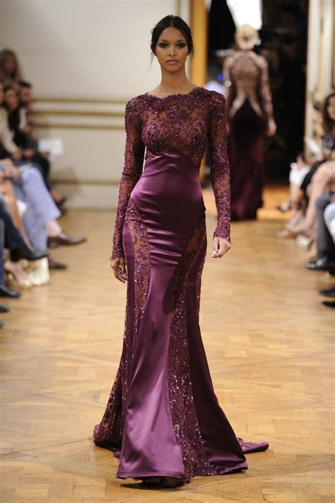 Fab Fashion Blogs Friday Couture In The City 19 by Zuhair Murad Fall Couture 2013 Toronto Fashion 19