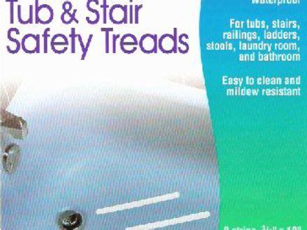 safety treads for bathtub bathtub shower and stair safety treads stair safety