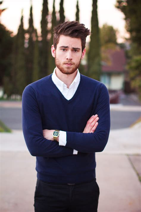 Hairstyles For Teachers Men | featured blogger edward honaker brothers dash