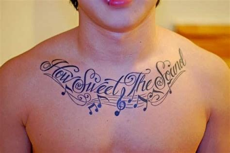 saying tattoos for men quotes for ideas and designs for guys