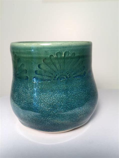carol s ceramic s carole s pottery rainforest 3x lustrous jade 3x