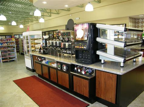 Retail Store Cabinetry
