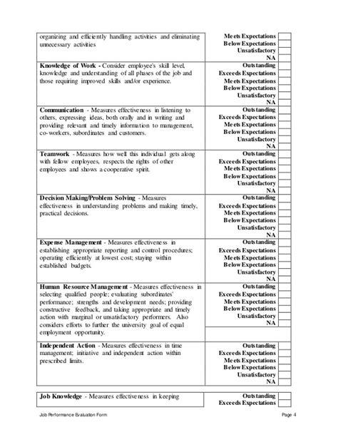 Appraisal Delivery Letter transportation manager performance appraisal