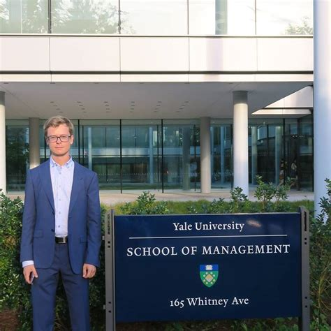 Apply To Yale Mba by Mba Success Story Yale Som The Gmat Club