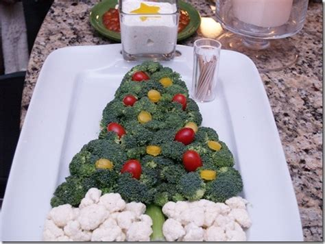 broccoli christmas tree absolute favorites pinterest