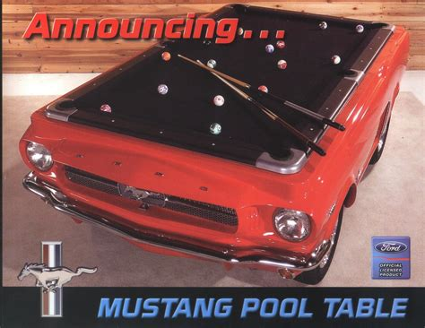 mustang pool table mustang pool table the mustang source ford mustang forums